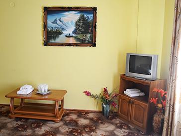 apartament in oferta de cazare vila vank valea ariesului